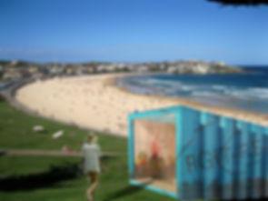 Bondi Beach Sydney Australia visual 2.0