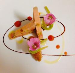 Nougat de Foie Gras aux Fruits Secs