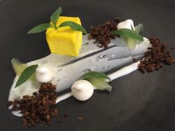 Fraîcheur Citronnée, Yaourt brassé à la Verveine