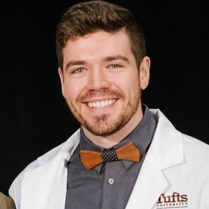 Anthony, D2 at Tufts University School of Dental Medicine