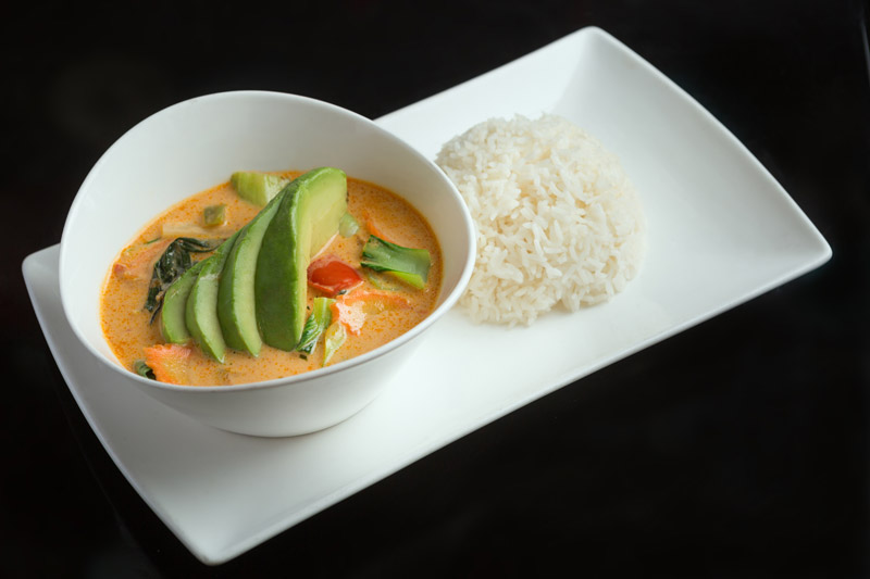 Noodies Avocado Curry