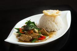 Vegetarian Duck Krapraw