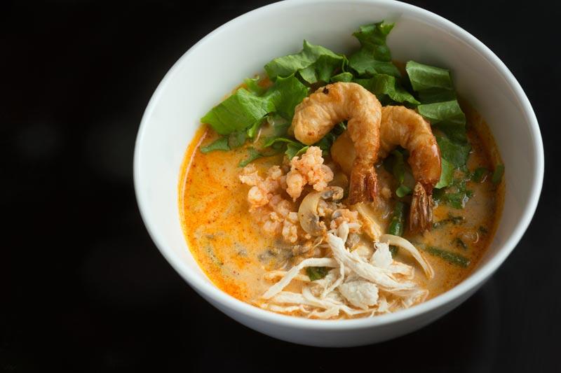 TomYum Noodle Soup