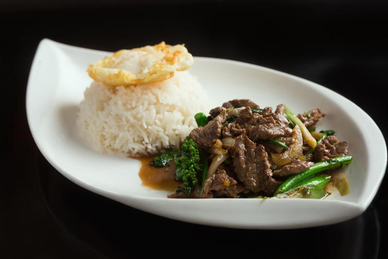 Beef and Oyster Sauce