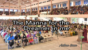 The Manna for the Dreamer in me