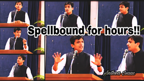 Spellbound for hours!!