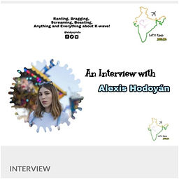 Interview with Alexis Hodoyan