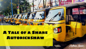 A Tale of a Share Autorickshaw