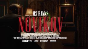 """Ms Banks """"NOVIKOV"""""""