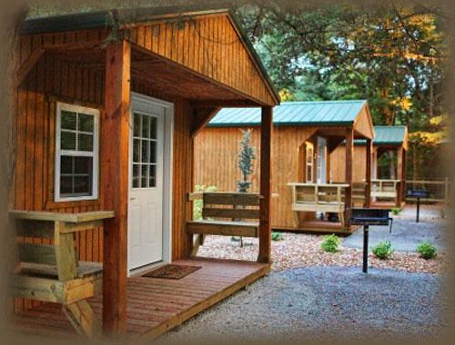 Private Cabins
