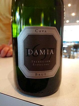 Cava Damia 1637 Brut Selección especial (75 cl.)
