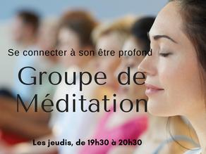 Groupe de Méditation