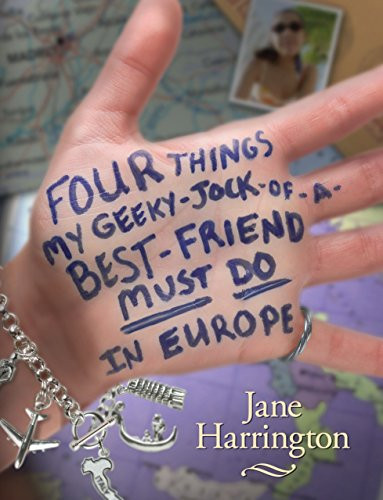 Four Things My Geeky-Jock-of-a Best-Friend Must Do In Europe