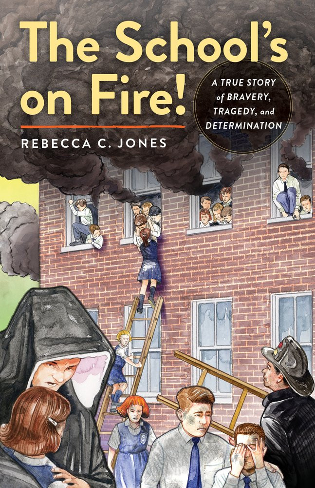 The School's on Fire!