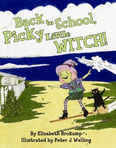 Back to School, Picky Little Witch!