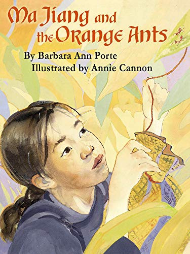 Ma Jiang and the Orange Ants