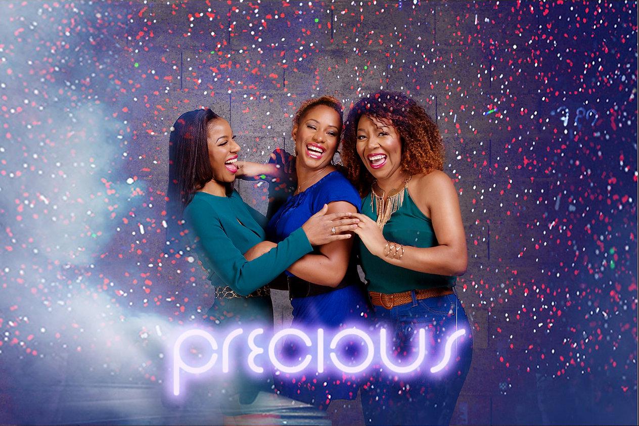Groupe precious trio féminin
