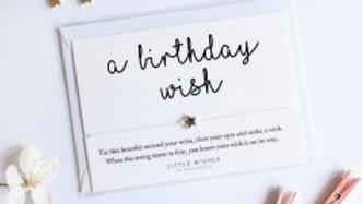 Little Wishes - A Birthday Wish