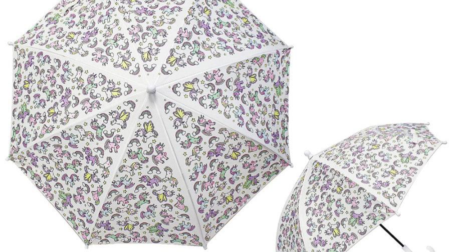 Little Stars UnicornChildren's Umbrella