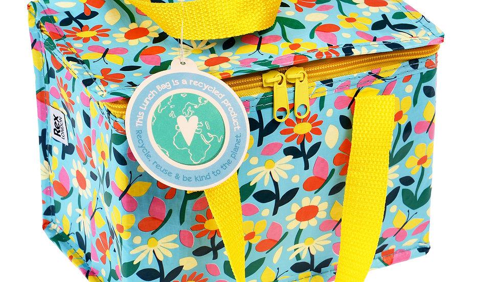 Butterfly Garden Lunch Bag