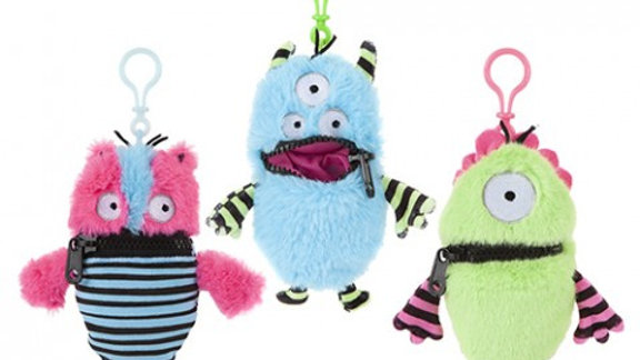 Worry Monster Clips