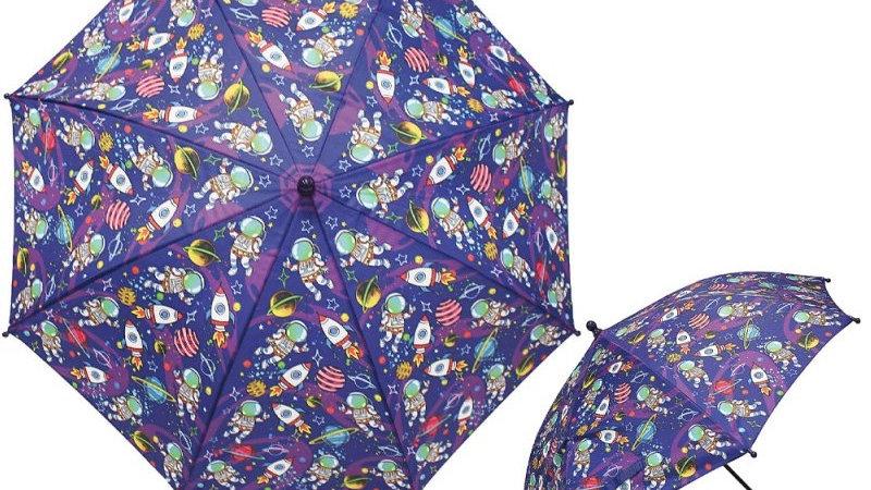 Spaceman Themed Children's Umbrella