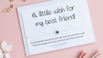 Little Wishes - For My Best Friend