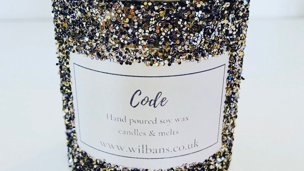 Code Glitz Candle