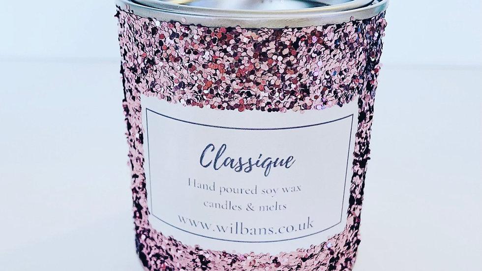 Classique Glitz Candle