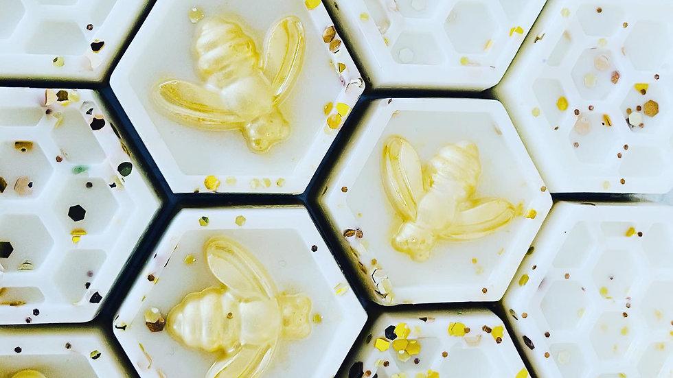 Vanilla & Anise Honeycomb & Bee Melts