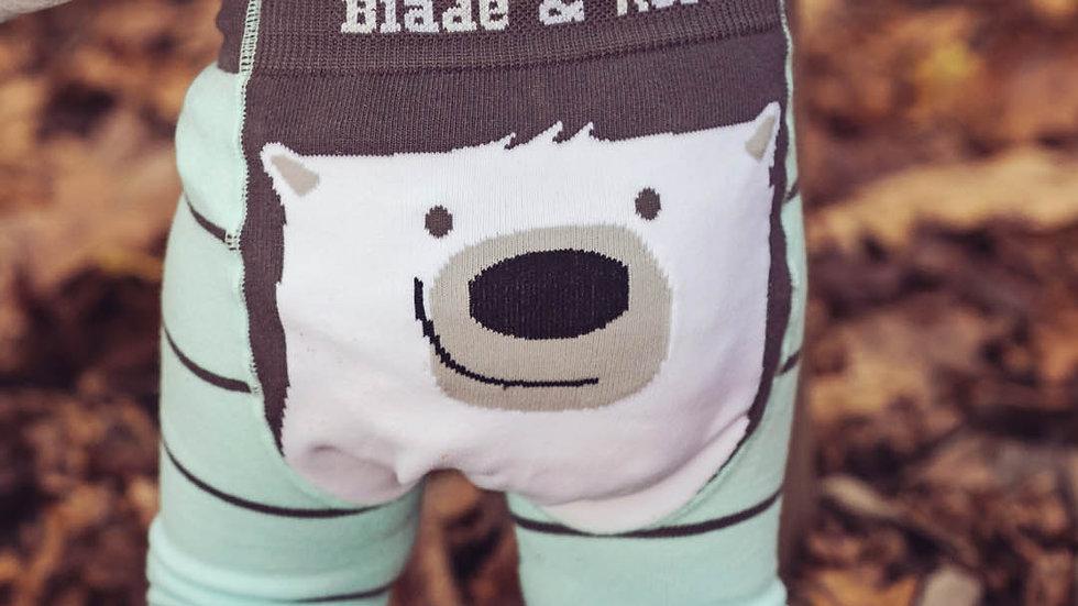 WWF Polar Bear Leggings