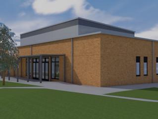 Bishop Fox's School Expansion - Contractor's Update