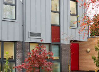 New Art and General Teaching Block Complete