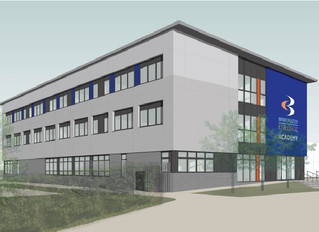 Bridgwater College Academy expansion project - Submitted for planning