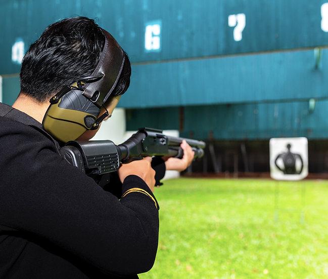 Basic Shotgun Handling Course