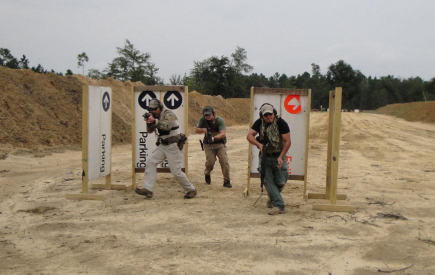 House Defense CQB Training