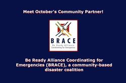 BRACE logo