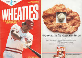 FUN FACT | Wheaties Cereal