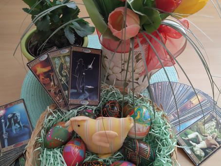 Velikonoční výklad karet
