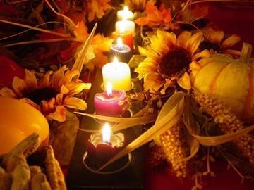 MABON - podzimní rovnodennost aneb malý svátek čarodějnic