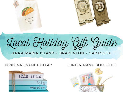 Local Holiday gift guide
