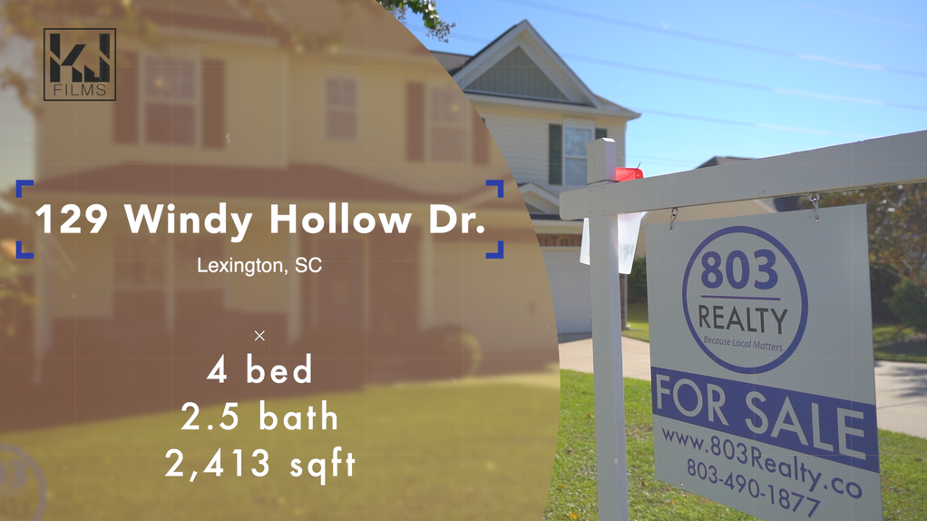 129 Windy Hollow Dr Showcase Video-HD 10