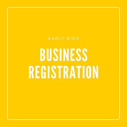 Early Bird Business Registration