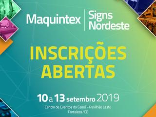 Maquintex e Signs Nordeste