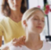 wellness chair massage