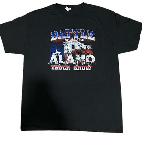 2020 Battle at the Alamo T-Shirt