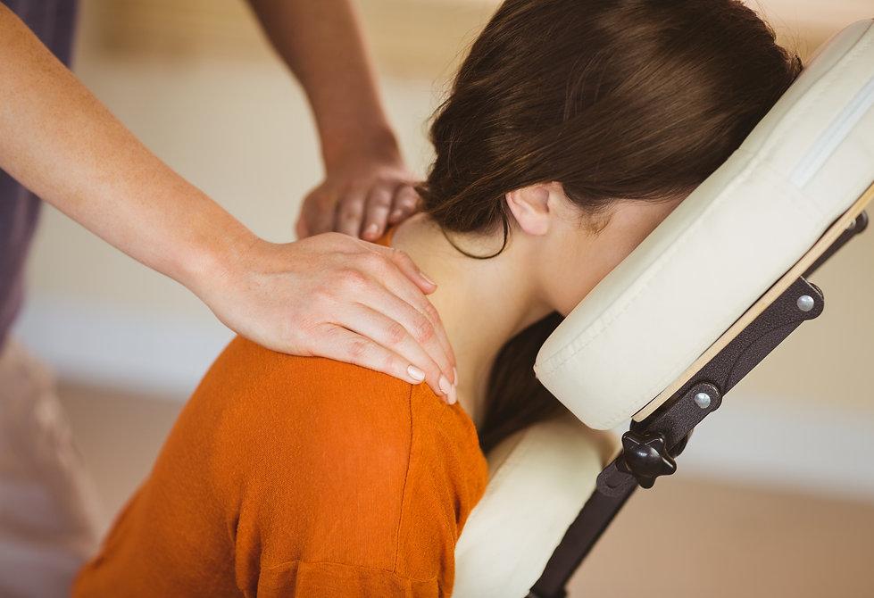 Chair Massage New Orleans