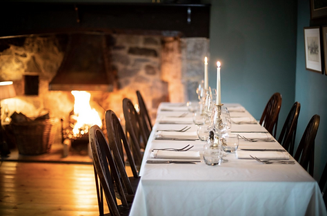 Private Dining Function Room The Cotley Inn in Wambrook, near Chard, Somerset
