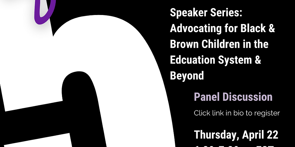 After 5: Advocating for Black & Brown Children in Education & Beyond