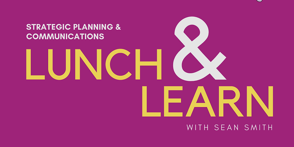 Strategic Planning & Communication Workshop